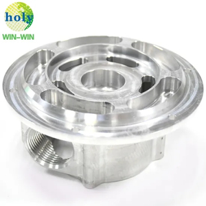 CNC Machining Aerospace Aluminum Parts Products with Custom Service