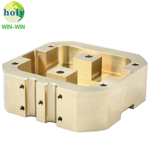 High Precision Custom CNC Machining Brass Parts