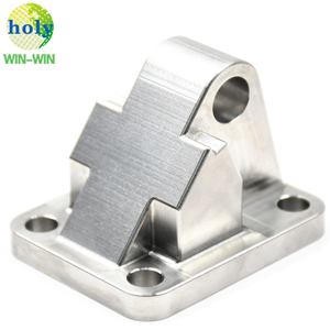 Stainless Steel CNC Machining Parts for L Arm Steering Rod Mount