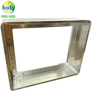 Precision Waterproof Marine Used Aluminum CNC Machining Parts Surround Frame